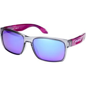 Rudy Project Spinhawk Slim Bril, neo camo crystal wine - rp optics multilaser violet
